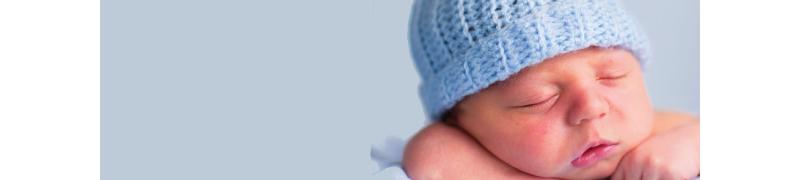 Carte petit format pour les naissances